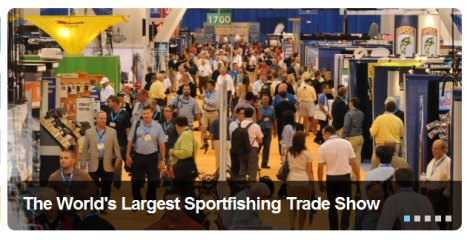 ICAST Worlds Largest Fishing Show