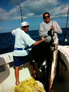 Photo Courtesy of Mike Rathjen Sailfish