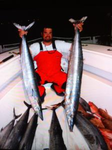Photo Courtesy of Mike Rathjen King Mackerel Couple