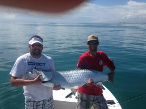 Photo Courtesy of Mike Rathjen Tarpon Smiles