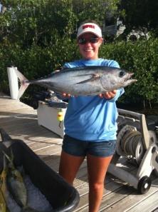 Sushi AKA Blackfin Tuna