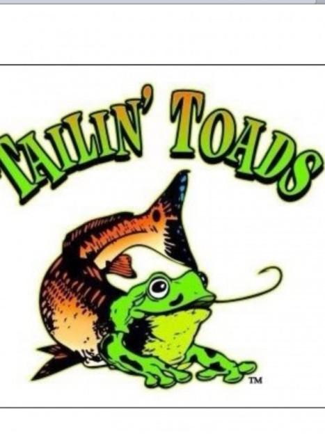 Tailin Toads Logo