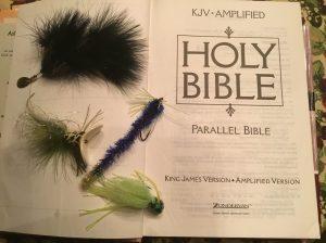 Fishing bible